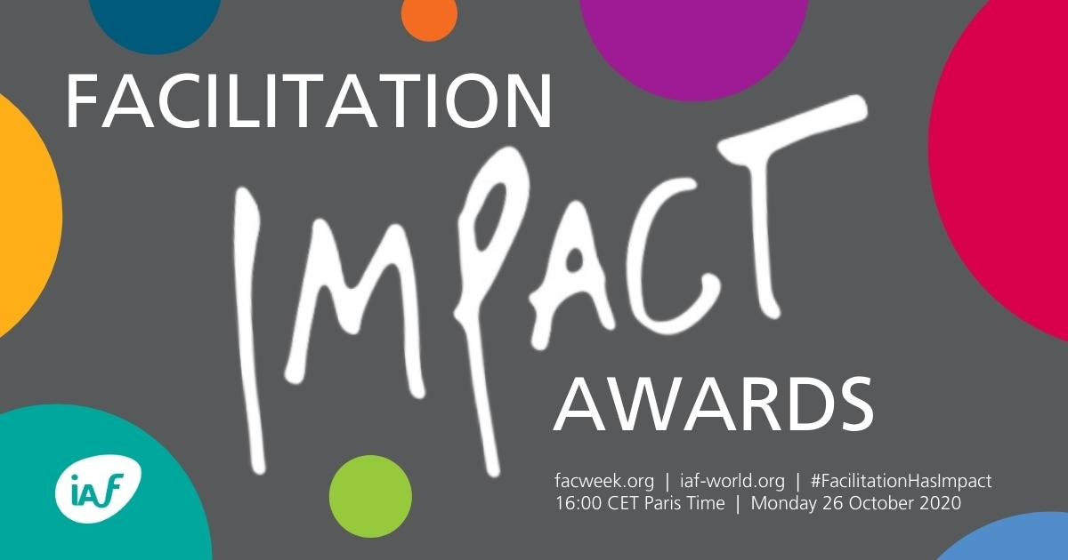 Facilitation Impact Awards 2020 Ceremony