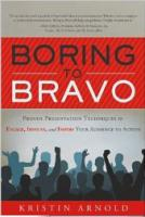 Boring to Bravo - Book Cover