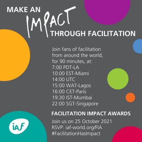Facilitation Impact Awards